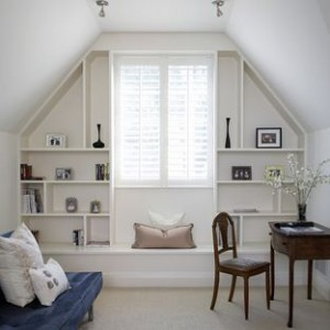 Attic Bedroom Storage Ideas Attic Bedroom With A Large Dressing Area & Captivating Storage Solutions For Attic Bedrooms Photos - Best Ideas ...